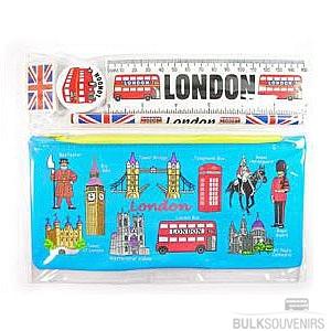 24x Blue London School Kits