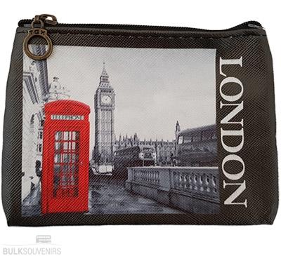 12x London Zip Purses