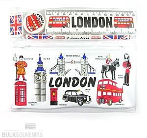 24x White London School Kits